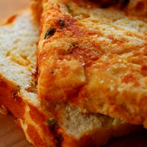 Jalapeño Cheese Bread