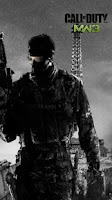Screenshot of MW3 Live Wallpaper