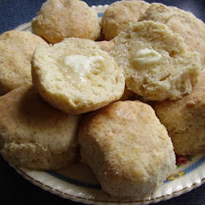 Perfect Whole Wheat Biscuits