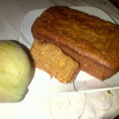 Magic Mango Bread