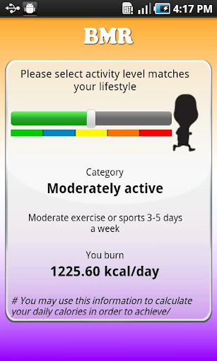 【免費健康App】BMR Buzz-APP點子