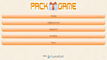 Screenshot of Pack Game Free