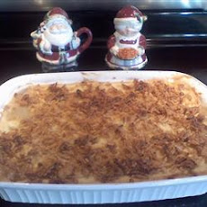 Turkey Potato Casserole