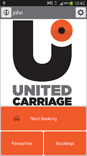 United Carriage - screenshot