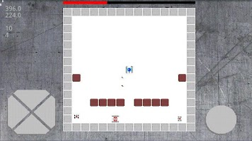 Screenshot of Most Addictive Tank Maze Game