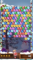 Screenshot of Bubble Shooter: Christmas day