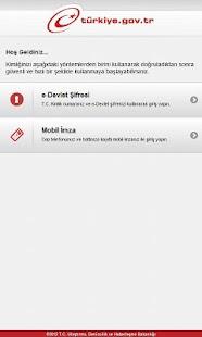 App e-Devlet Kapısı apk for kindle fire
