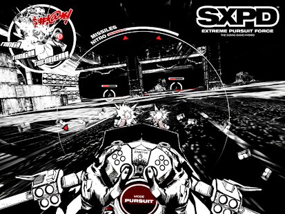 SXPD The Comicbook Game Hybrid apk screenshot