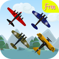 Fighter Air-Planes Rescue Wars