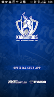 Screenshot of North Melbourne Official App