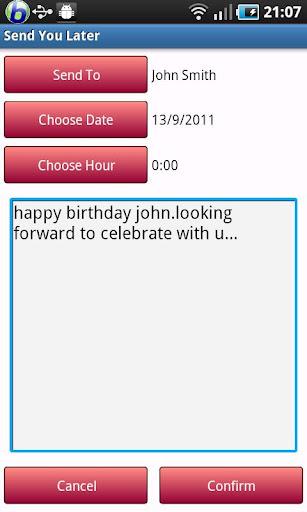 【免費工具App】Text You Later-APP點子
