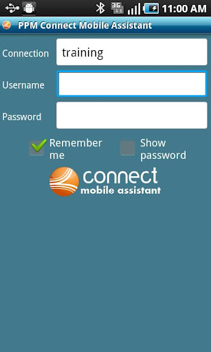 PPM Connect Mobile Assistant