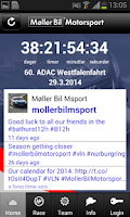 Screenshot of Møller Bil Motorsport