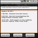 Paranormal Case Report icon