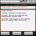 Paranormal Case Report icon