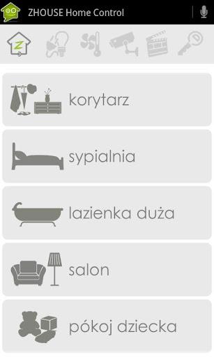 ZHOUSE HomeControl