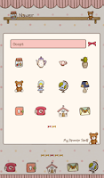 Screenshot of my favorite shelf dodol theme