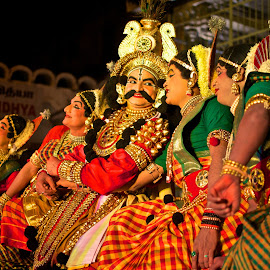 Chennai Festival by Chris Bannocks - People Musicians & Entertainers ( festival, chennai )