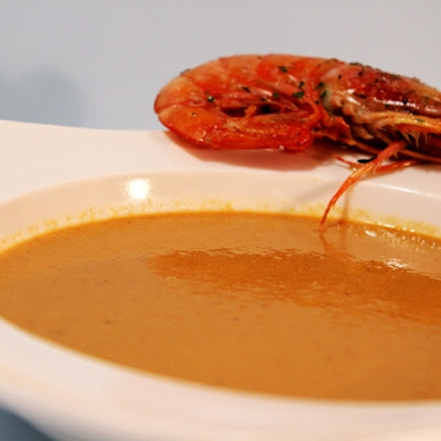 Cream of Seafood Soup