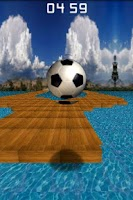 Screenshot of Football 3D