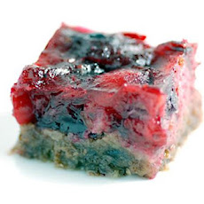Tart and Tangy Cranberry Bars