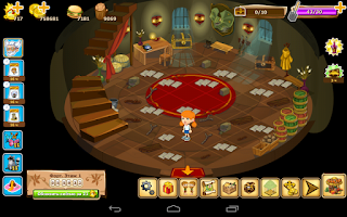 Screenshot of Robinson