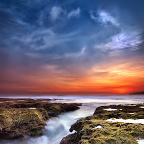 SAWARNA by Vincent Benex - Landscapes Beaches