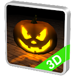 Creepy Pumpkin  Live Wallpaper file APK Free for PC, smart TV Download