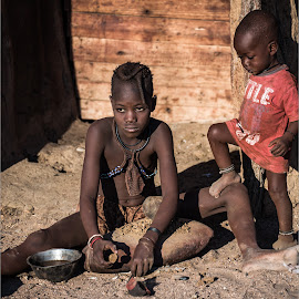 Africa is not for sissies by André Norris - People Street & Candids