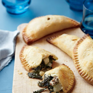 Kale-and-Sausage Hand Pies