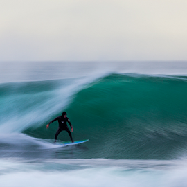 Cruising by Hugh-Daniel Grobler - Sports & Fitness Surfing