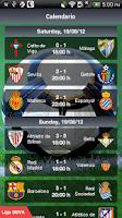 Screenshot of GolT Sports