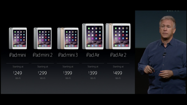 New iPad Air and iPad Mini to launch next week
