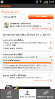 Screenshot of Mi Orange