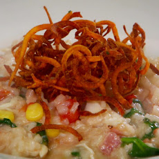 Wancheese Fisherman's Risotto