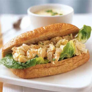Crab Shrimp Lettuce Salad Recipes