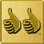 Thumbs Up WineFinder Wine App icon