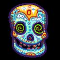 Dia de Los Muertos countdown icon