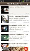 Screenshot of Watch Free Hindi Punjabi Movie