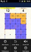 Screenshot of Dots and Boxes