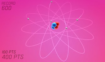 Screenshot of Atomic Nucleus 3d Free