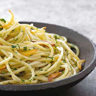 Spaghetti with Garlic