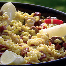 Spanish Paella with Carnaroli Rice