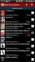 Screenshot of Comic Shopper