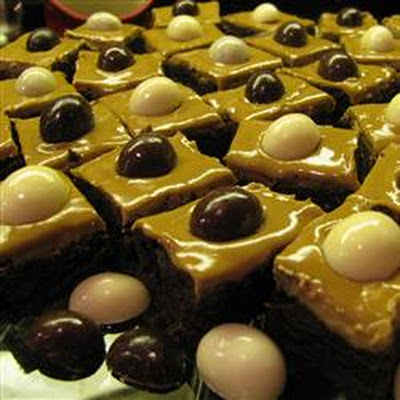 Coffee Liqueur Brownies