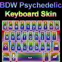 Psychedelic Keyboard Skin icon