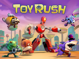 Screenshot of Toy Rush