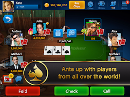 Screenshot of Texas Holdem Poker VIP