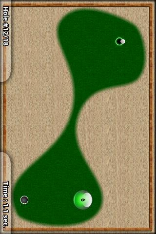 Tilt Mini Golf - Easy Course