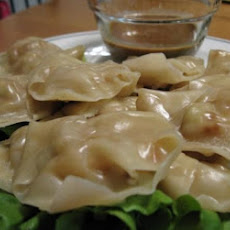 Shrimp Pot Stickers (Dim Sum)
